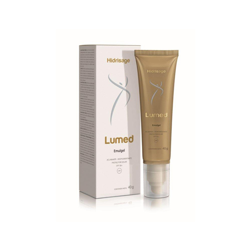 LUMED EMULGEL Tubo Airless     x 40 grs.