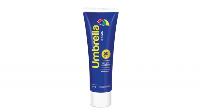 Umbrella Crema FPS 50